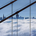 Jerry Fornarotto - San Francisco Skyline in...