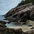 Cindy Archbell - Sand Beach in Acadia...