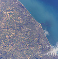 Satellite View Of St. Joseph Area by Stocktrek Images