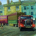 Mike  Jeffries - Scammell Showtrac