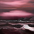 Cynthia Adams - Sea of Crimson