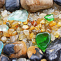 Baslee Troutman Nature Art Photography - Seaglass Art Prints...