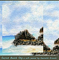 Kenneth Grzesik - Secret Beach Sky Details