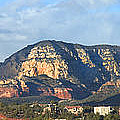 Sedona Arizona Panoramic by Mike McGlothlen