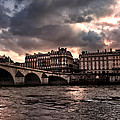 Radoslav Nedelchev - Sena river in Paris...