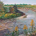 J Anthony Shuff - September at Creekside