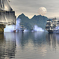 Shelter Harbor 2 by Claude McCoy