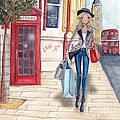 Caroline Bonne-Muller - Shopping in London