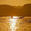 Seth Weisel - Silhouette of an Inle...