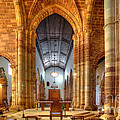 Nigel Hamer - Silves Cathedral Interior