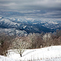 John Haldane - Smoky Mountains in Winter