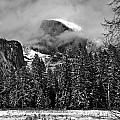 Kim Price - Snow capped Half Dome