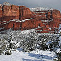 Donna Kennedy - Snow In Sedona