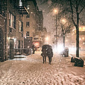Vivienne Gucwa - Snowy Night - Winter in...