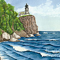 Nan Wright - Split Rock Lighthouse...