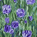Lisa  Telquist - Spring Tulips