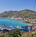 St Thomas Panorama by George Oze