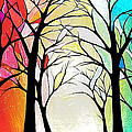 Stained Glass Forrest