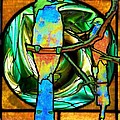 Ellen Cannon - Stained Glass Template...
