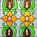 Janette Boyd - Stained Glass Window