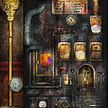 Mike Savad - Steampunk - All that for...