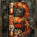 Mike Savad - Steampunk - Alphabet - B...