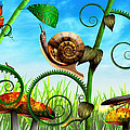 Mike Savad - Steampunk - Bugs -...
