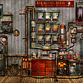 Mike Savad - Steampunk - Coffee - The...