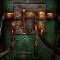 Mike Savad - Steampunk - Electrical -...
