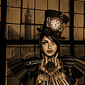 Amanda Lee Tzafrir - Steampunk Factory...