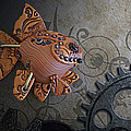 Stephen Kinsey - Steampunk Goldfish