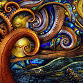 Mike Savad - Steampunk - Starry night
