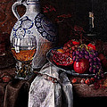 Safir  Rifas - Still life with fruits 2
