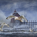 Randall Nyhof - Stormy Weather at the...