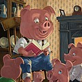 Martin Davey - Story Telling Pig With...