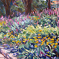 Robert Gerdes - Summer Garden Quebec City