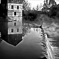 Walt Foegelle - Summers Mill on a Cold...