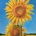 Gynt Art - Sunflowers