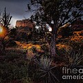 Robert McCubbin - Sunrise Over Sedona