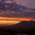 William Chizek - Sunrise over Vesuvio