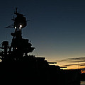 Ken Shuffield - Sunrise USS Texas