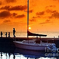 ImagesAsArt Photos And Graphics - Sunset At Egg Harbor...