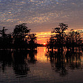 Ellen and Udo Klinkel - Sunset at Lake Martin