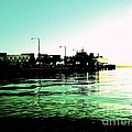 Eddie Eastwood - Sunset Ferry at Edmonds...