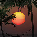 Bill Cannon - Sunset in the Keys