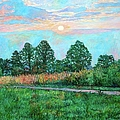 Kendall Kessler - Sunset Near Fancy Gap