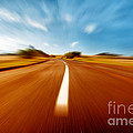 Super Speed Road by Boon Mee