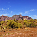 Christine Till - Superstition Mountains...