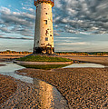 Adrian Evans - Talacre Lighthouse Sunset