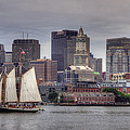 Joann Vitali - Tall Ships on Boston...